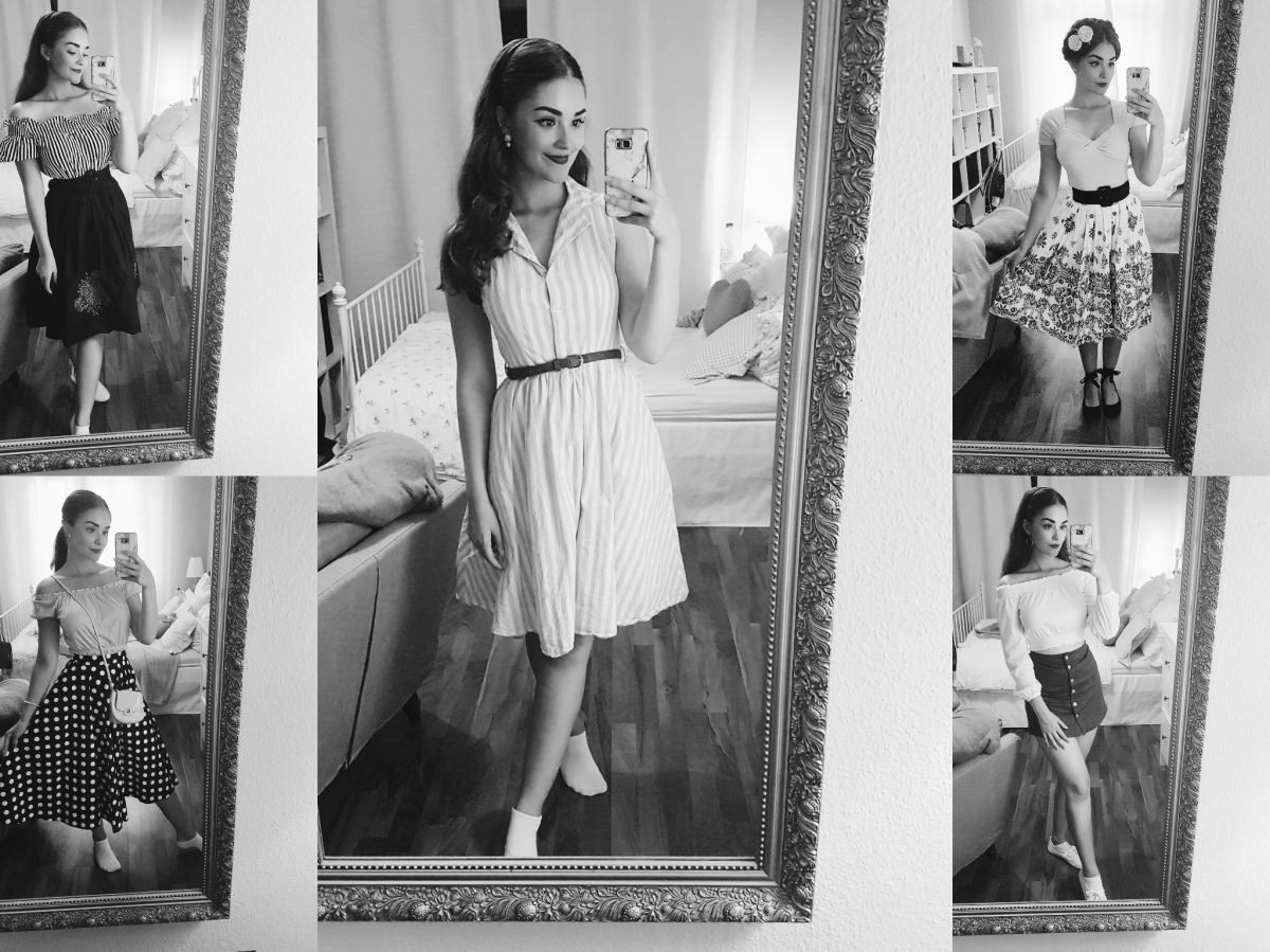 My week in Outfits - Nr. 2
