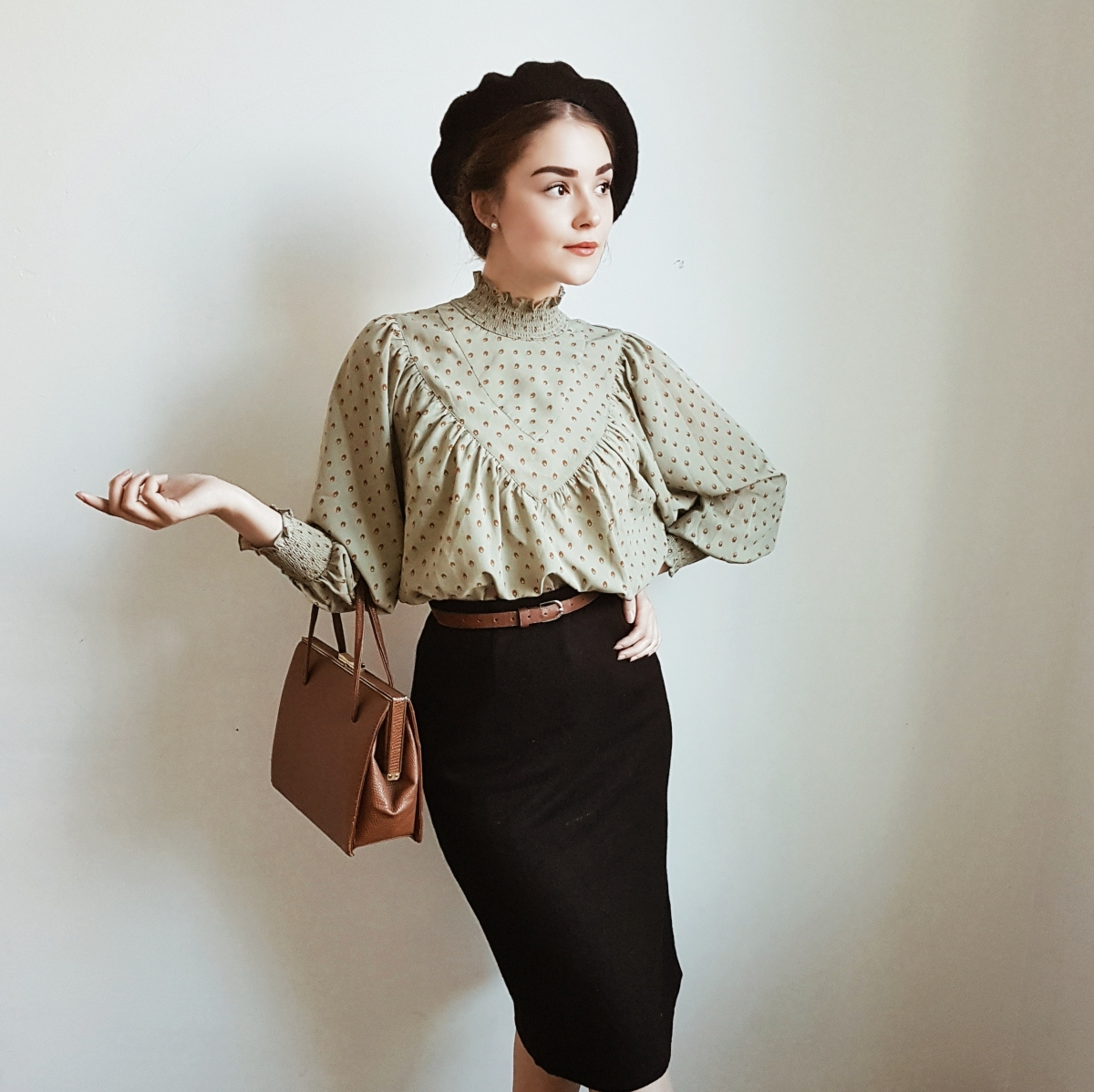 "Autumn styles with ""Miss Patina"" - Lookbook Nr. 4"