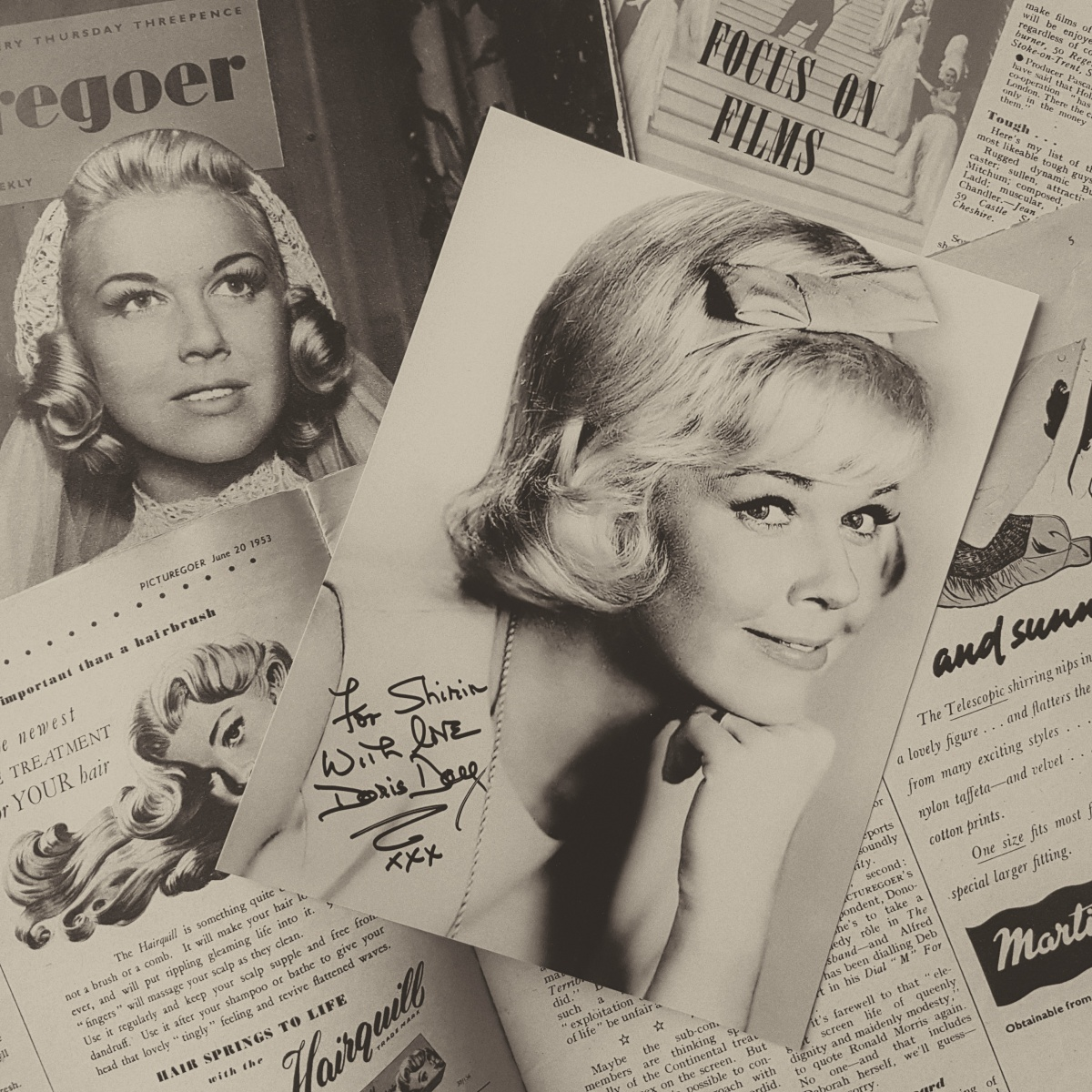 My Old Hollywood Autograph Collection & How to get them